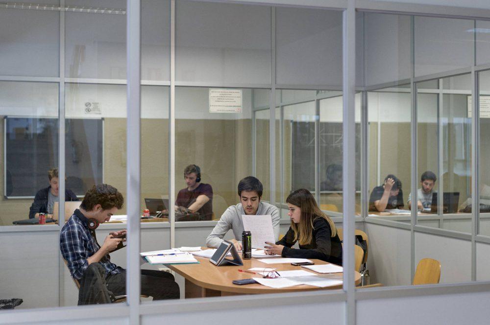 Estudiantes Máster Economía y Gestión de la Innovación